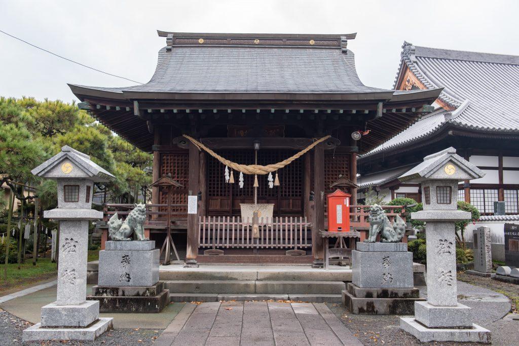 2018-12-06 日本九州自由行 - 日田 八阪神社