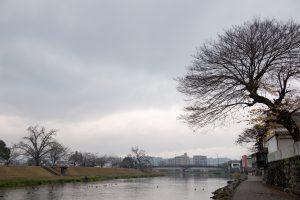 2018-12-05 日本九州自由行 - 日田 三隈川