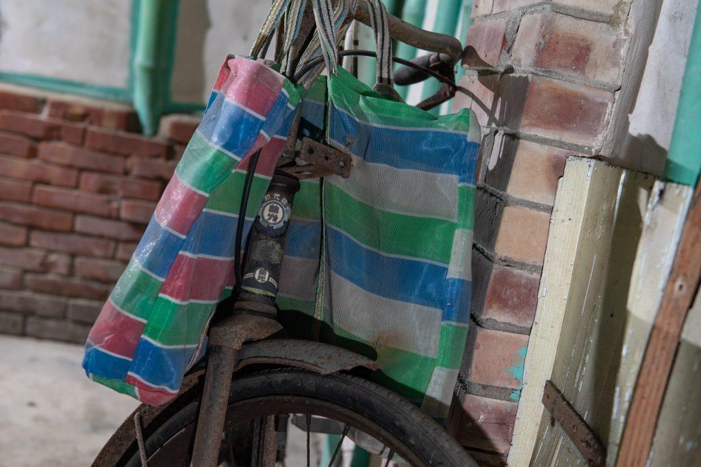 2019-02-06 台南老家老物 阿公的腳踏車