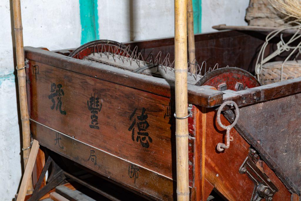 2019-02-06 台南老家老物 打穀機