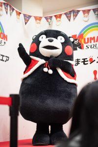 2018-12-09 日本九州自由行 - Kumamon Square 熊本熊辦