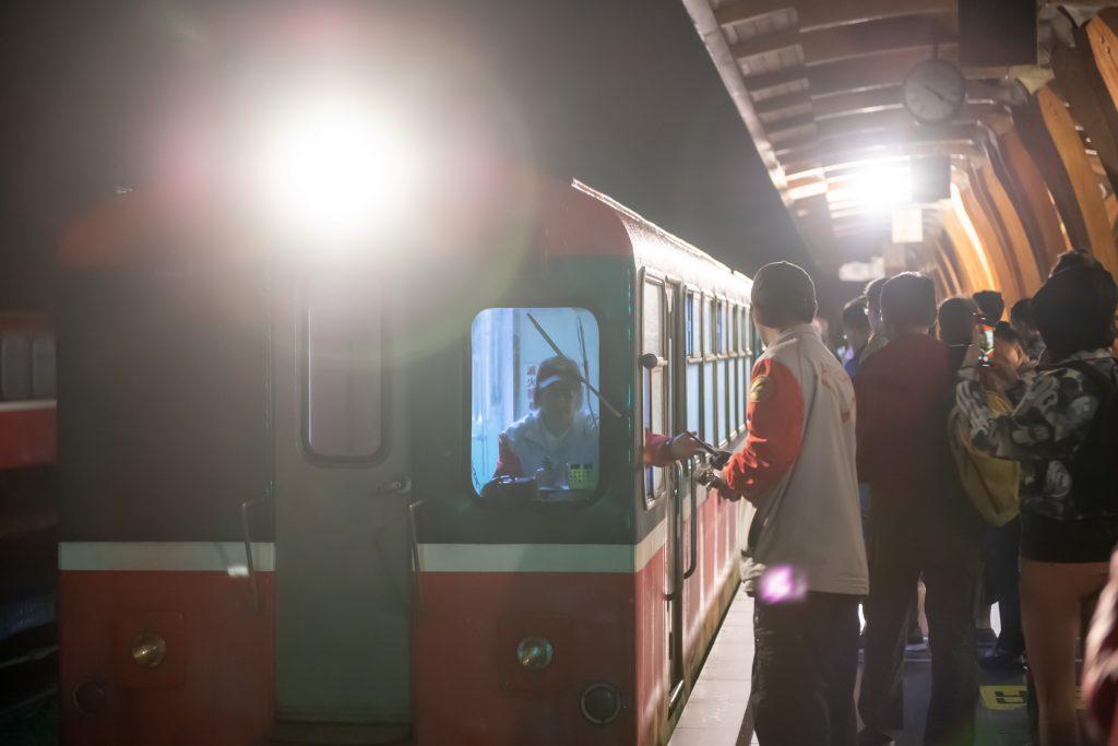 2019-08-08 阿里山三日遊 Day2 - 阿里山車站