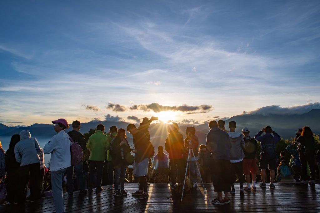 2019-08-08 阿里山三日遊 Day2 - 小笠原山觀景台
