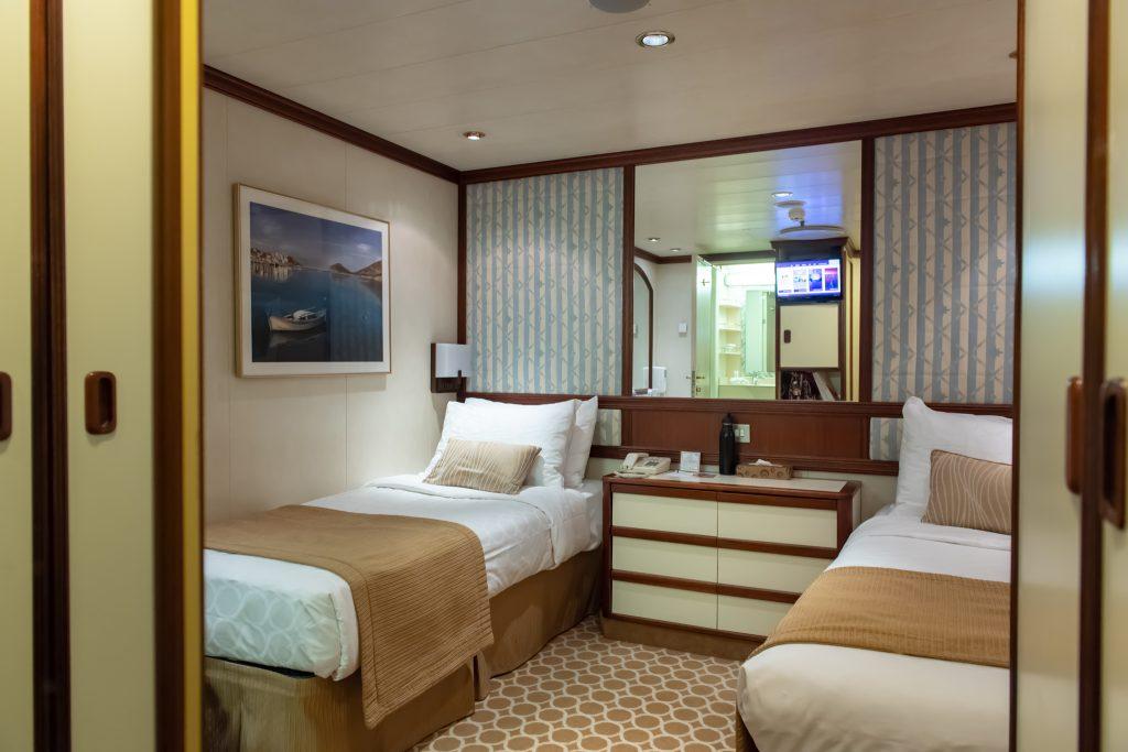 2019-09-04 太陽公主號五日遊 內艙雙人房