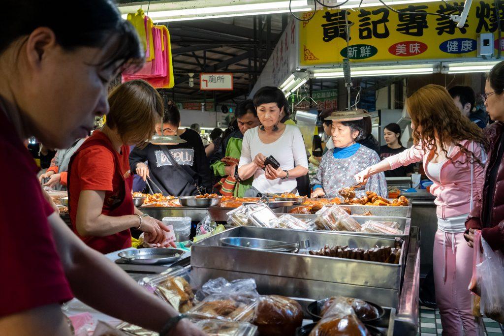 2020-01-23 [街頭攝影] 屏東潮州尚青黃昏市場