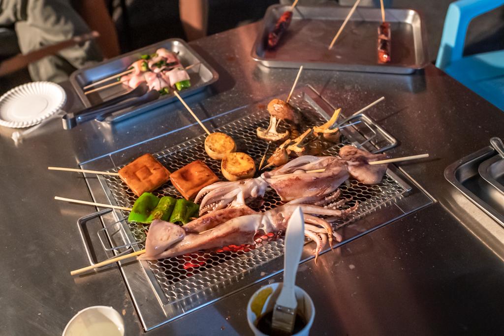 2020-10-02 台南中秋烤肉 小姿朋友篇