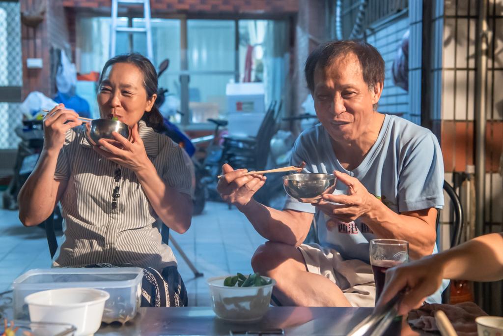2020-10-03 台南中秋烤肉 家人篇