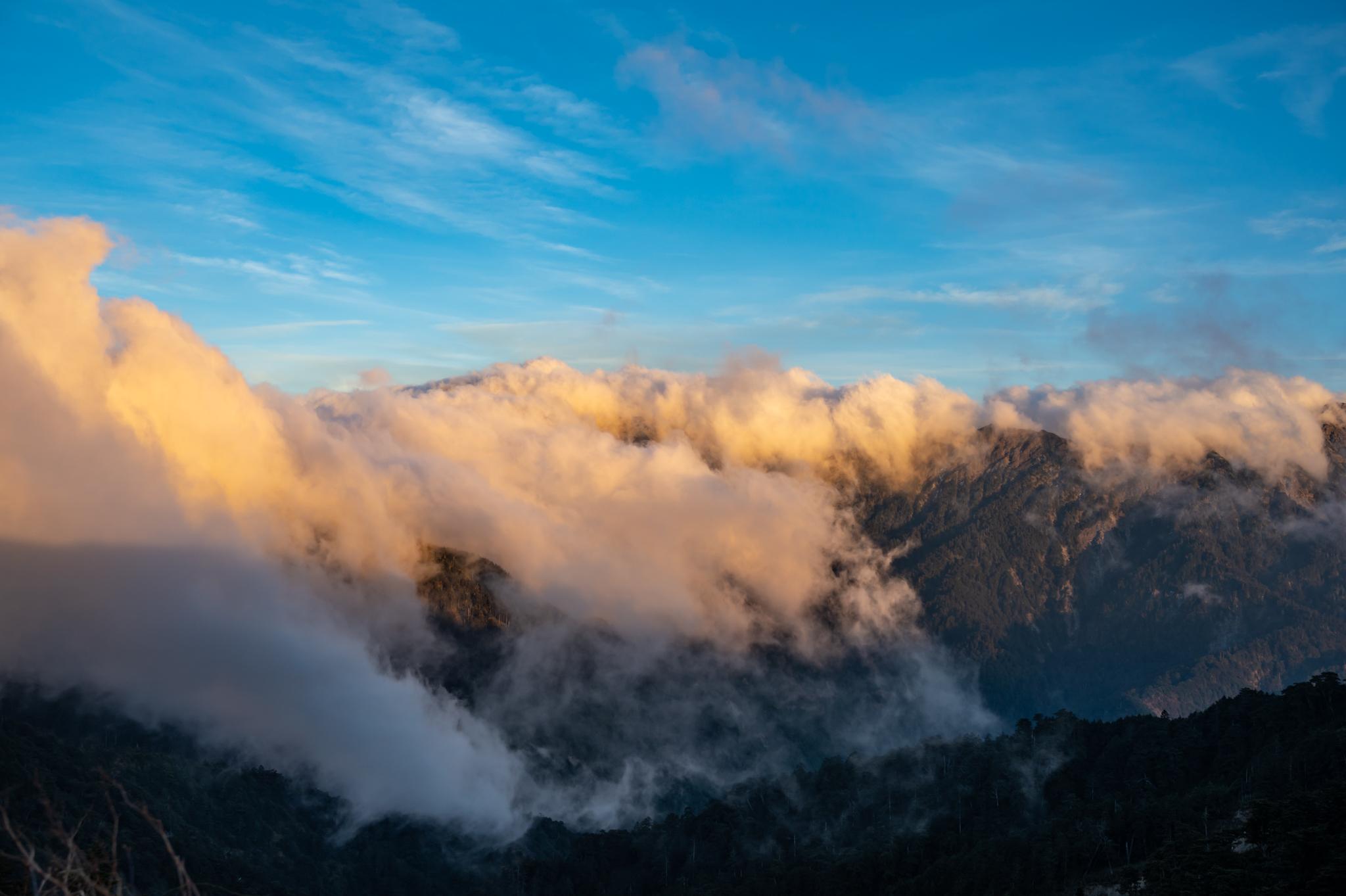 2021-02-08 農曆年前出遊 - 合歡山